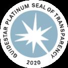 GuideStar 2020 Platinum